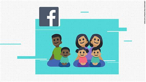 facebook quietly added   family emoji