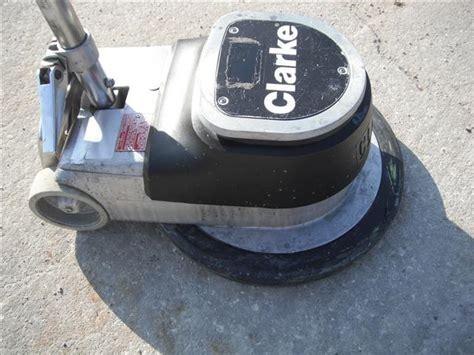 clarke floor maintainer fm 13 floor buffer clarke fm1700 maintainer polisher ebay