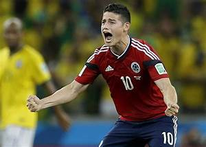 Colombia39s James Rodriguez Becomes 2nd Youngest To Score 6