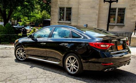hyundai sonata review specifications