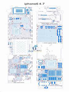 Schematic Diagram Searchable Pdf For Iphone 6 6p 5s 5c 5 4s 4