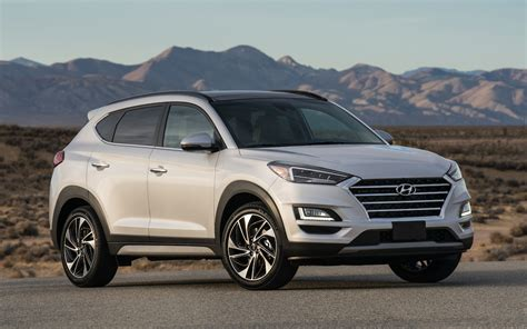 Hyundai Tucson 2019 by Hyundai Tucson Gets Facelift New Tech For 2019 Model Year