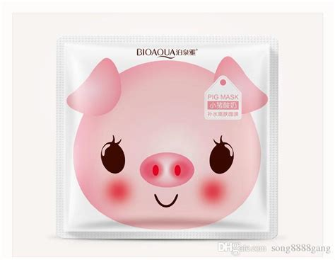 And i've tried $2 deoterent because it does help some. Pig Mask Yogurt Nourishing Moisturizing Skin Invisible Silk Facial Sheet Mask From Song8888gang ...