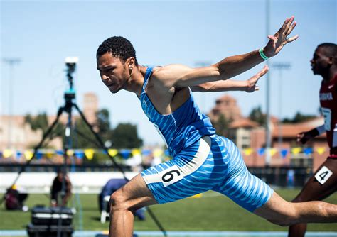 UCLA athletes head to Oregon for NCAA track and field ...