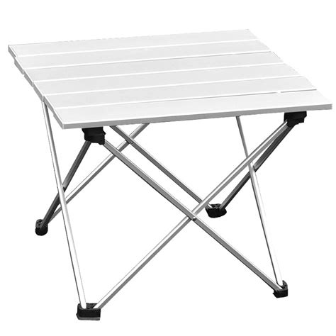chaise de cing pliante table pliante aluminium 28 images table de cing