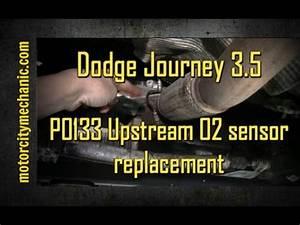 2009 Dodge Journey 3 5 Liter Engine Code P0133 Oxygen