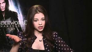Underworld: Awakening - Interview with Theo James & India ...