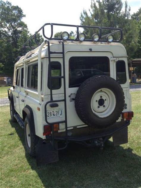 land rover defender 4 door find used 1993 land rover defender 110 base sport utility