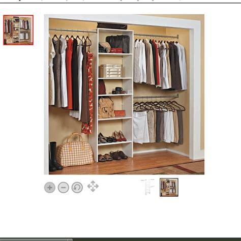 closet organizer 150 target home lovelies