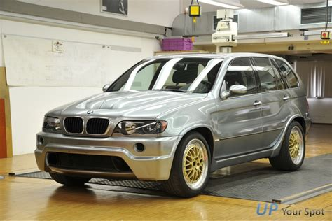 Bmw's First Attempt At Creating A X5m