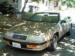 Chrysler Le Baron Cabriolet : 1991 chrysler le baron gtc convertible 3 0l v6 manual ~ Medecine-chirurgie-esthetiques.com Avis de Voitures