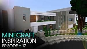 Minecraft :: Modern Mountain House 2 :: Inspiration w ...