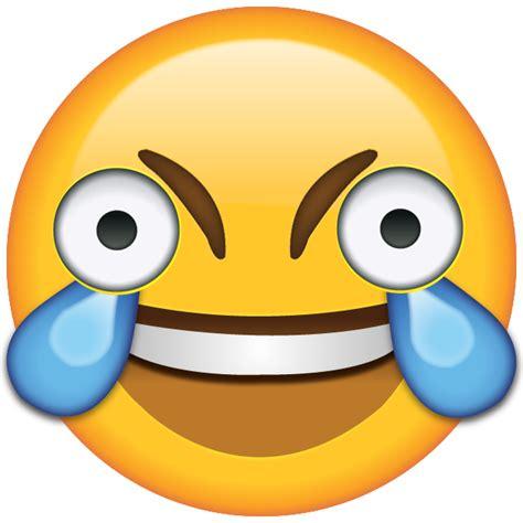 open eye laughing crying emoji hd  myrellibelli