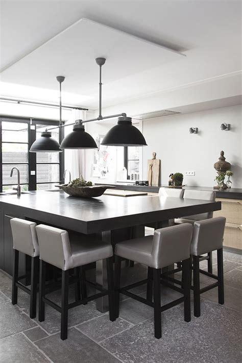 cocinas  isla  murcia mesa cocinas modernas