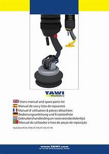 Users Manual And Spare Parts List Manual De Uso Y Lista