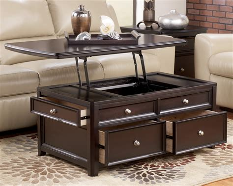 swing up coffee table lift top coffee table ideas and designs designwalls com