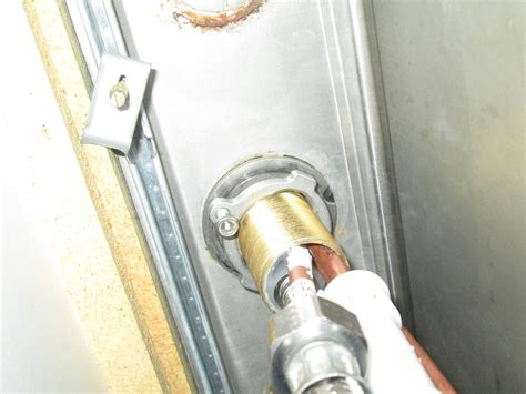 how to tighten kitchen sink faucet plumbing how to keep my sink from coming home 8916