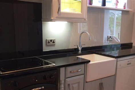 kitchen sink splashbacks farrow and pavilion gray glass splashback 2900