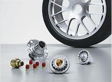 Porsche Gives CenterLocking Wheels to the Masses