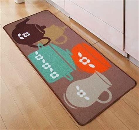 tapis cuisine antiderapant lavable tapis deco sol cuisine pas chers absorbant lavables et