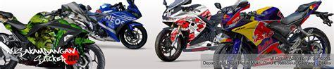 Cuting Sticker Modifikasi Motor R15 V3 Biru by Koleksi 91 Gambar Stiker Motor Yamaha R15 Terbaru Motor