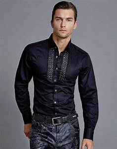 Mondo Jeans Luxury Shirt Black Lux