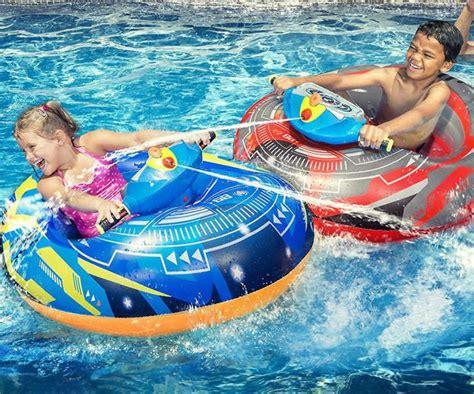 motorized water blaster bumper boats    im