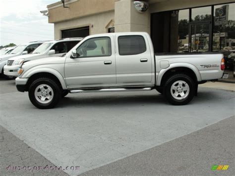 Toyota Tacoma 4x4 Cab For Sale by 2004 Toyota Tacoma V6 Trd Cab 4x4 In Lunar Mist