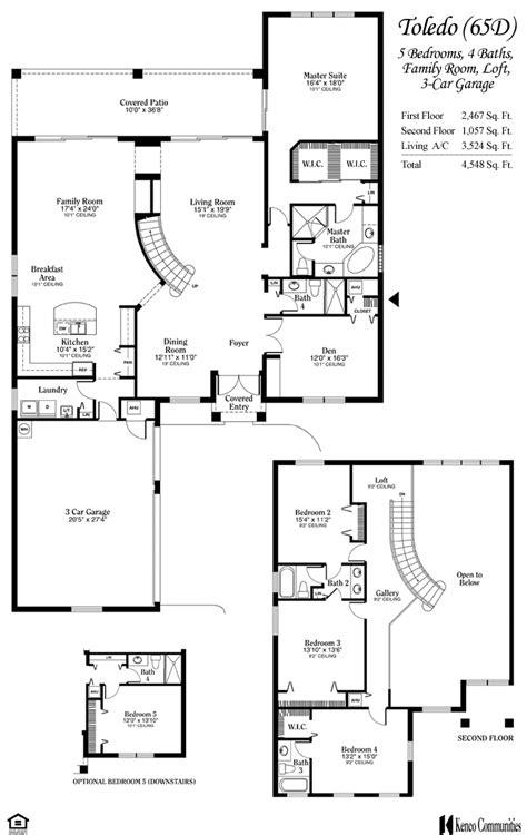 mirabella at mirasol toledo model floor plan