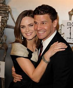 "David Boreanaz in Fox Celebrates ""Bones"" 100th Episode ..."