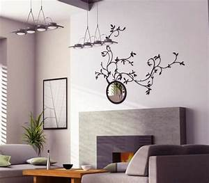 Moderne Wandspiegel Wohnzimmer : deko wandspiegel wohnzimmer ~ Markanthonyermac.com Haus und Dekorationen
