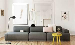 Canape scandinave idees interieur nordique accueil for Canapé convertible scandinave pour noël decoration d interieur design