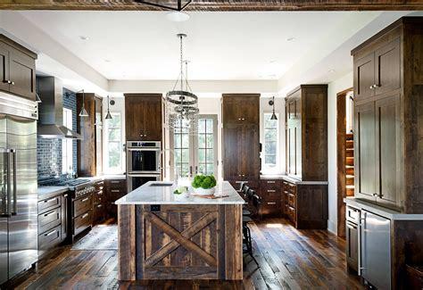trendy kitchen makeovers  wood islands  blend
