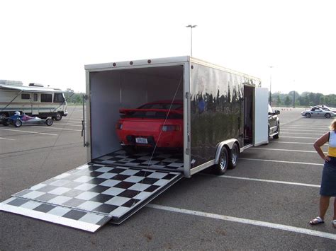 checkered vinyl flooring for trailers trailer floor covering page 3 rennlist discussion