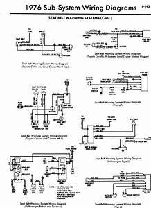 Forum Diagram  All Models Sub System Seatbelt Wiring Diagrams