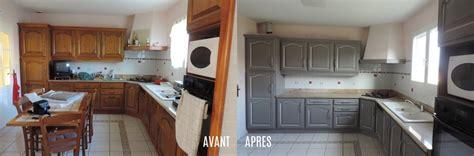 renovation meubles de cuisine rénovation de cuisine meuble du passé au présent