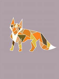 Geometric Animal Prints