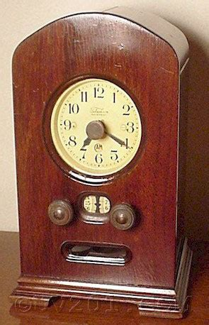 rca victor ap  radio time switch