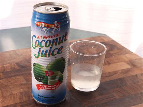 brand  coconut water destroys    eats