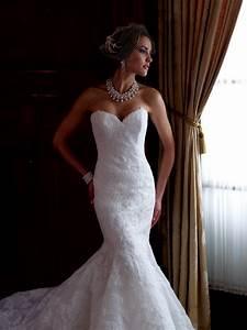 david tutera wedding dresses 113212 billie With strapless lace mermaid wedding dress