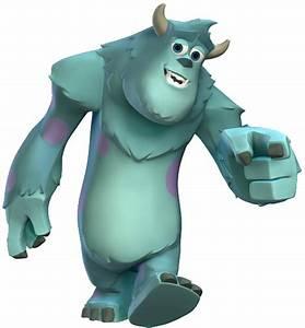 Sulley - Disney Infinity Wiki