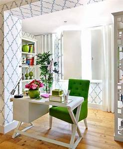 » Colorful Home Office Decor Ideas_1 at In Seven Colors ...