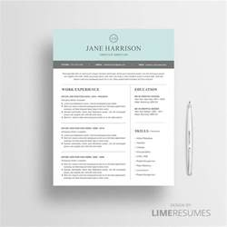 modern sle resume templates modern resume template for microsoft word limeresumes