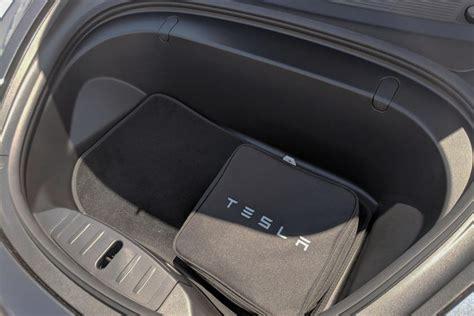 16+ Tesla 3 Trunk Dimensions Pics