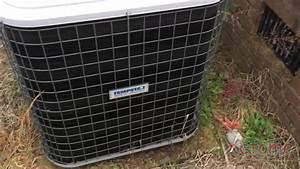 Hvac Quick Clips   4 Ton Tempstar  Carrier Heat Pump