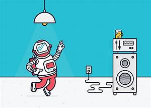 Dancing Astronaut Gif (page 2) - Pics about space