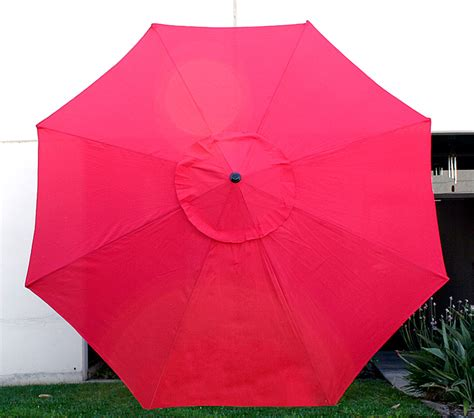 13 ft market patio umbrella replacement fabric canopy