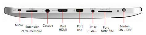 tablette avec port hdmi guide d achat 6 crit 232 res pour bien choisir sa tablette tactile tablette tactile net