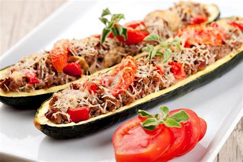 recette cuisine courgette courgette farcie cuisine az