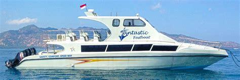 Gili Fast Boat by Fantastic Fast Boat Gili Island Fastboats